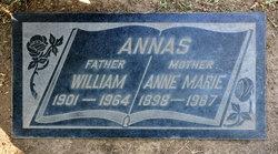 Anne Marie <i>Weiss</i> Annas