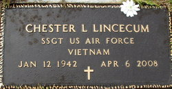 Chester Leroy Chet Lincecum