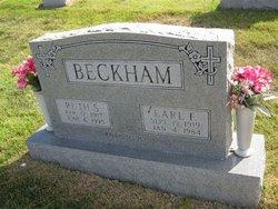 Ruth <i>Skelton</i> Beckham