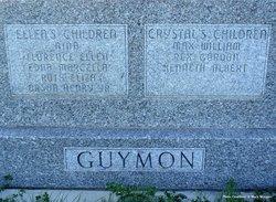 Ellen E <i>Simpson</i> Guymon