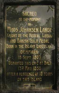 Mads Johansen Lange