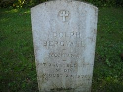 Adolph Bergvall