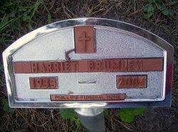 Harriet <i>Morgan</i> Brumley