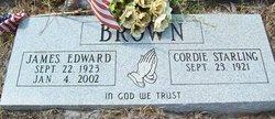Cordie <i>Starling</i> Brown