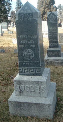 Harry Hood Rogers