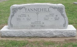 Edith Mae <i>Rhine</i> Tannehill