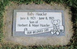 Baby Haacke