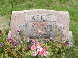 Lowney A <i>York</i> Ashe