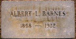 Albert Leroy Barnes