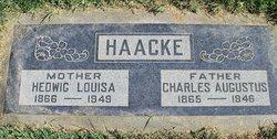 Charles Augustus Haacke