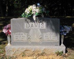 Gertrude <i>Williams</i> Davis