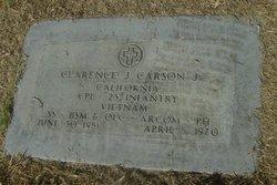 Clarence Jasper Carson, Jr