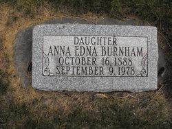 Anna Edna Burnham