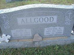 Cecial A. Allgood