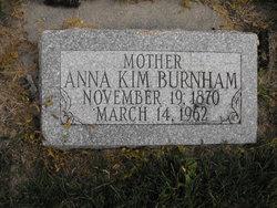 Anna Kim Burnham