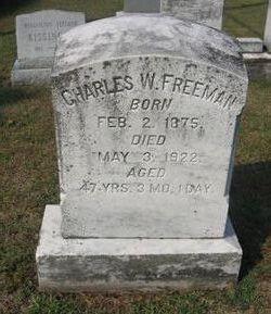 Charles Wellington Freeman