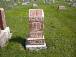 August J. Bachman