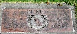 Homer Samuel Mc Kee