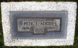 Pete E. Adcox