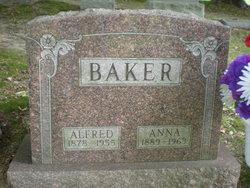 Anna Fidelia <i>Beck</i> Baker Klok