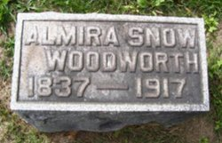 Almira <i>Snow</i> Woodworth
