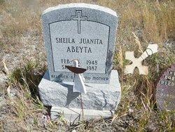 Sheila Juanita <i>Clark</i> Abeyta