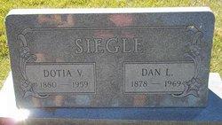 Dotia Virginia <i>Cross</i> Siegle