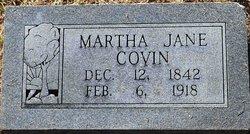 Martha Jane <i>Hallmark</i> Covin