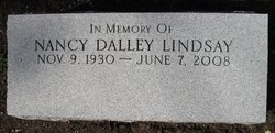 Nancy Dalley Lindsay