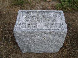 Walter D Barber