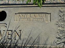 Amy LaRue <i>Franks</i> Bowen