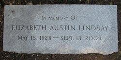 Elizabeth Austin Lindsay