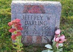 Jeffery W. Jeff Darling
