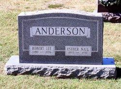 Esther <i>Nall</i> Anderson