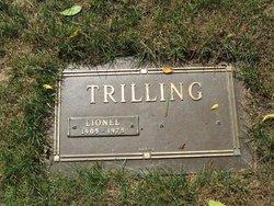 Lionel Trilling