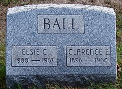 Clarence Edward Ball