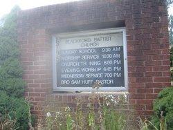 Blackford Baptist Church Cemetery