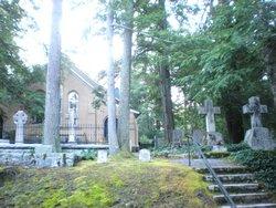 Saint John In the Wilderness Cemetery