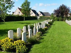 Adinkerke Churchyard Extension