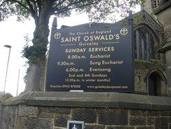 Guiseley, St Oswald's Churchyard