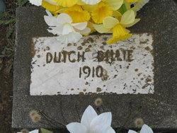 Dutch Billie