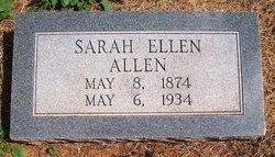 Sarah Ellen Allen