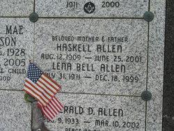 Haskell Allen