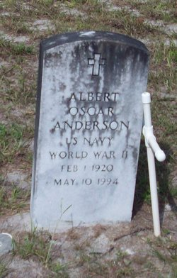 Albert Oscar Anderson