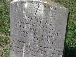Mary Ann Aud