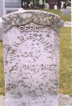 Sgt William H. H. Bennett