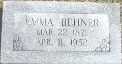 Emma <i>Thomas</i> Behner
