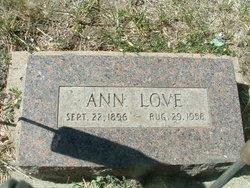 Ann Love