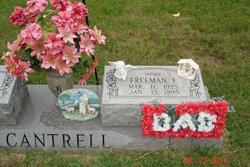 Freeman F Cantrell