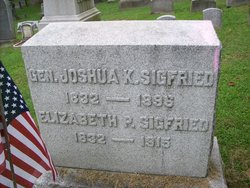 Joshua K. Sigfried